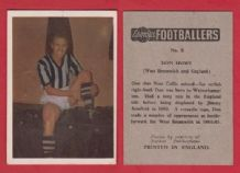 West Bromwich Albion Don Howe England 3